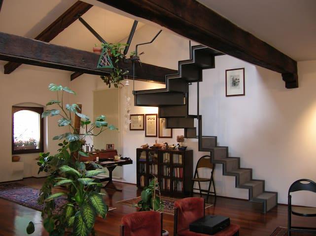 Dimora storica in Avigliana (To) - Avigliana - Casa
