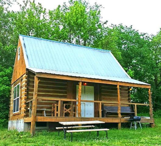 Cabins on James River - Shoalnook - Galena - Hytte