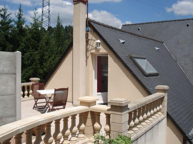 Bel appartement vallée de la Loire - Candes-Saint-Martin