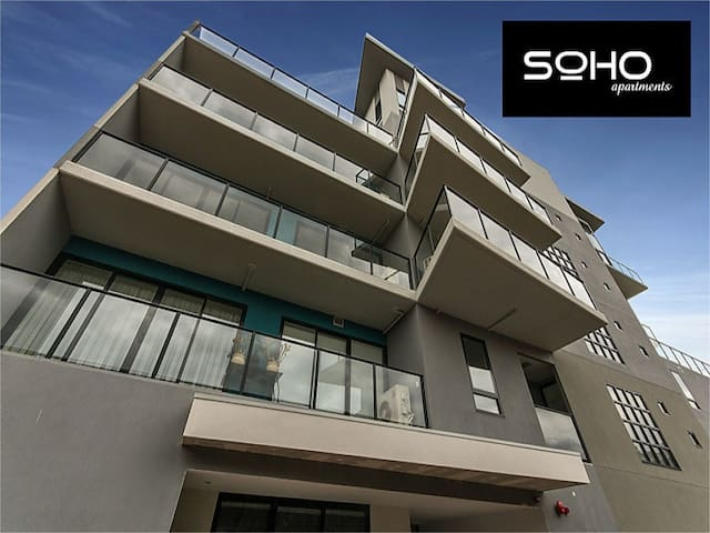 SOHO Apartments Central Geelong - Geelong - Pis