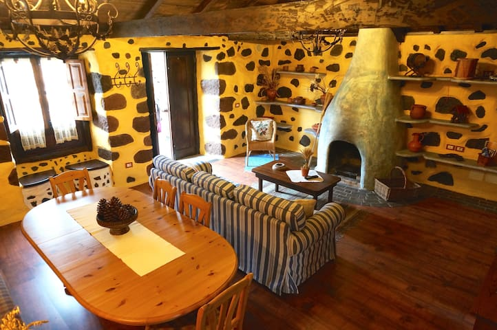 """Rural House """"El Molino"""" - El Palmar - Rumah"""