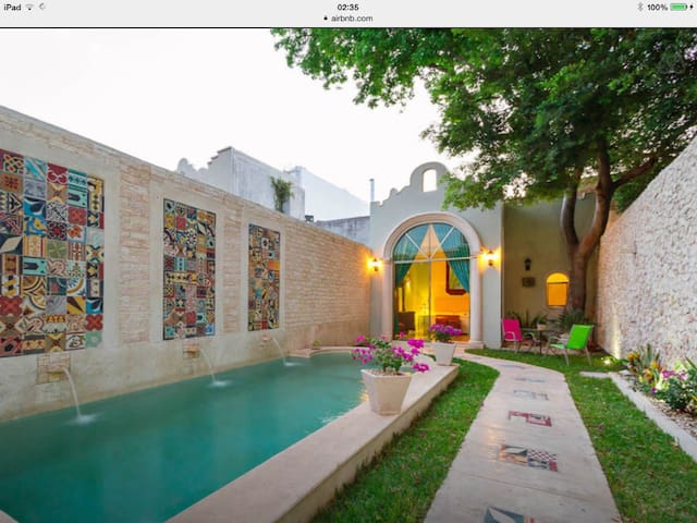 Private Casita, Superb Location. - Mérida - Rumah