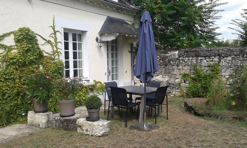 Catalpa's guest house - La Chapelle-sur-Loire - Hus