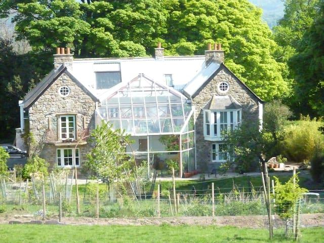Exploring Wales by foot or bike - Oswestry - Bed & Breakfast
