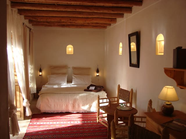 Chambre confortable dans un verger - Lalla Takerkoust