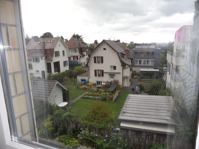 Zimmer/Wohnung im Zentrum - Romanshorn - Lägenhet