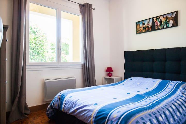 chambre à louer - Saint-Vincent-de-Tyrosse - Hus