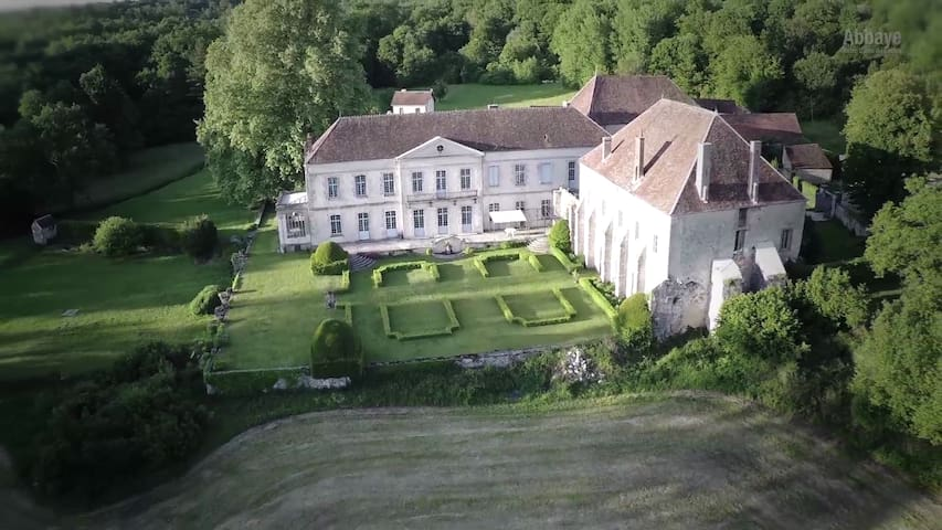 Historical Cottage Abbey Champagne - Talus-Saint-Prix - Villa