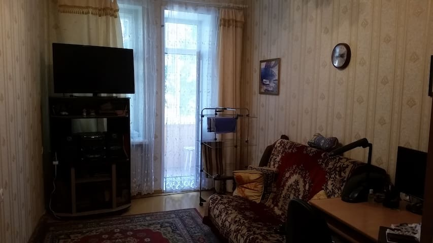 Cosy room in the historical centre - Dubna