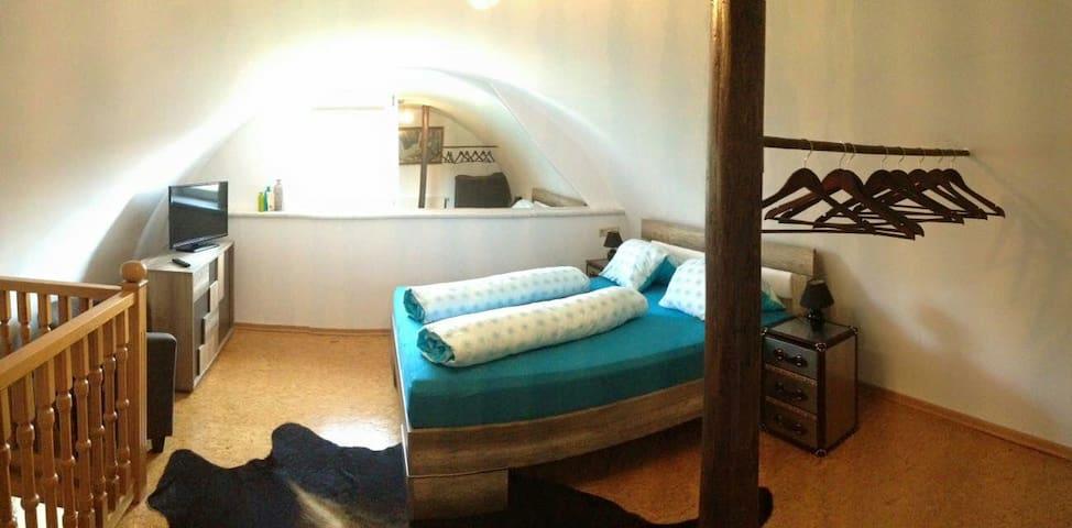 Träumen im gemütlichen Ambiente - Olbendorf - Квартира