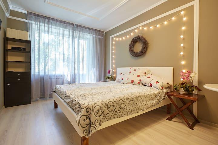 Стильные апартаменты - Санкт-Петербург - 公寓