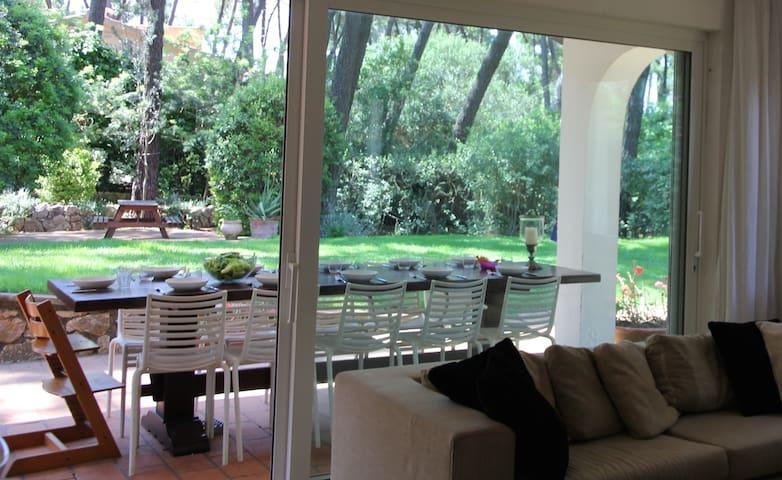 Luxury villa on a long sandy beach - Giannella - Hus
