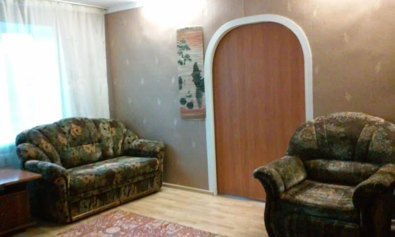 A centrally located 1-bedroom flat - Narva - Lägenhet
