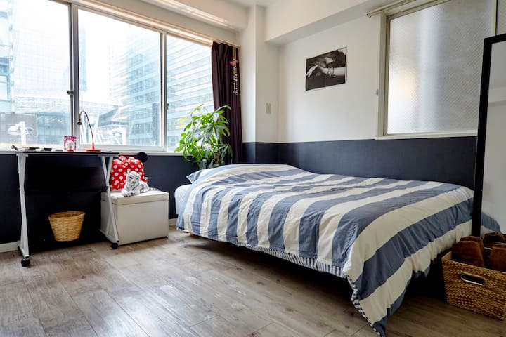 Roppongi 2min stylish and cozy room Great access!! - Minato-ku - Daire