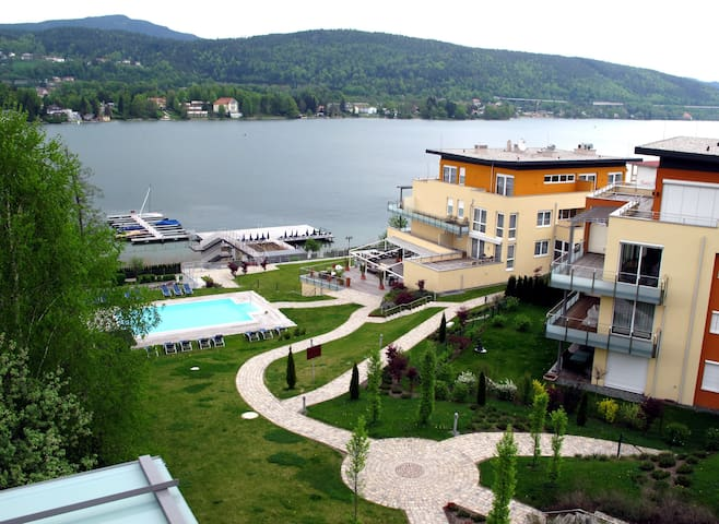Luxusappartement mit Seezugang - Velden am Wörthersee - 公寓