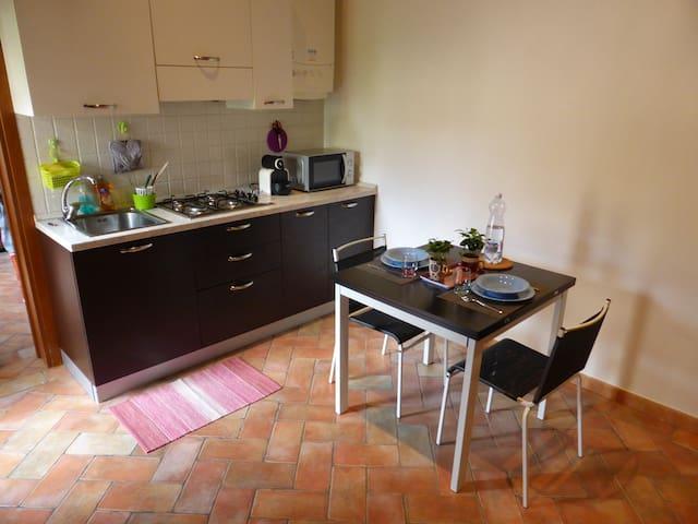 la Toscane insolite - San Giovanni Valdarno - Appartement