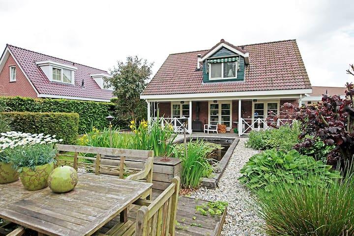 The Cosy Cottage, welnessvilla - Zeewolde - Rumah