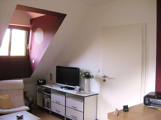 Freundliches, geräumiges Zimmer! - Bünde / Ahle - Hus