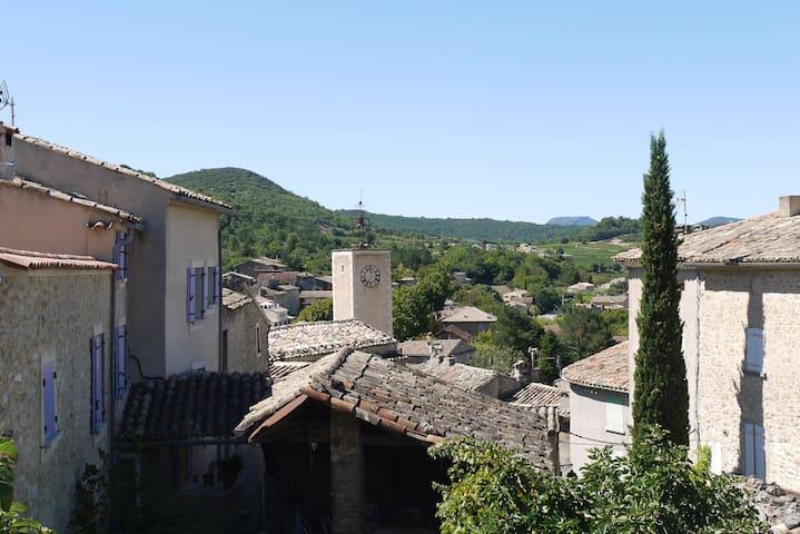 Jolie maison de village - Mollans-sur-Ouvèze