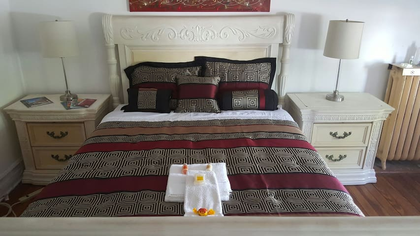 GREAT PRIVATE  ROOM - Allentown - Casa