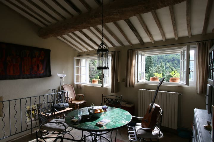 Appartment in Village House - Gigondas - Departamento