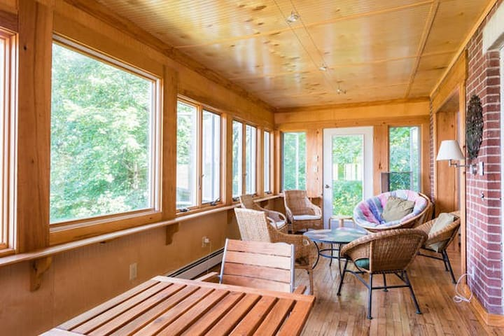 Hudson River Room in Hudson River Home - Coxsackie - Maison