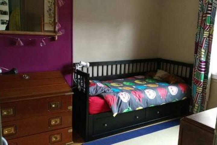 1 chambre avec lit simple - Beauvais - Rumah