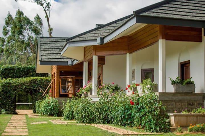 Master suite - Stafford bungalow - Ragala