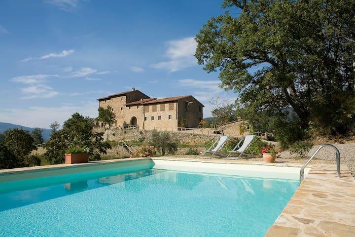 Best kept secret of Tuscany - Borselli - Leilighet