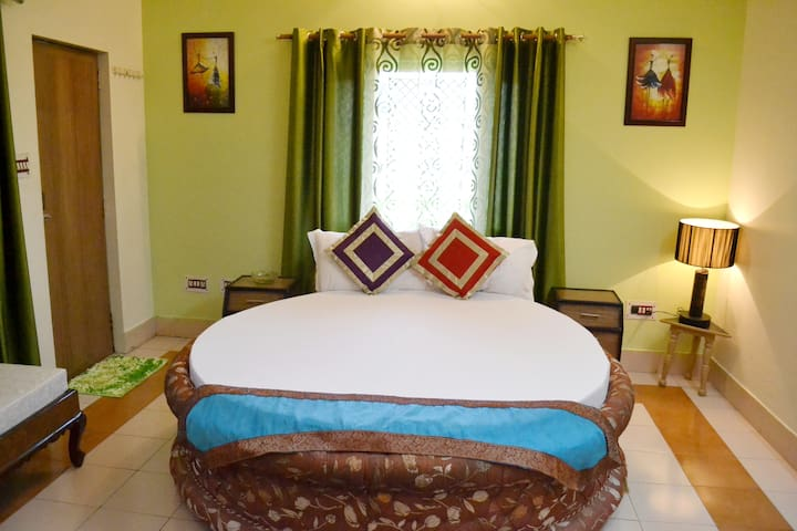 Ixora Villa studio - Mountain view - Rishikesh - Vila