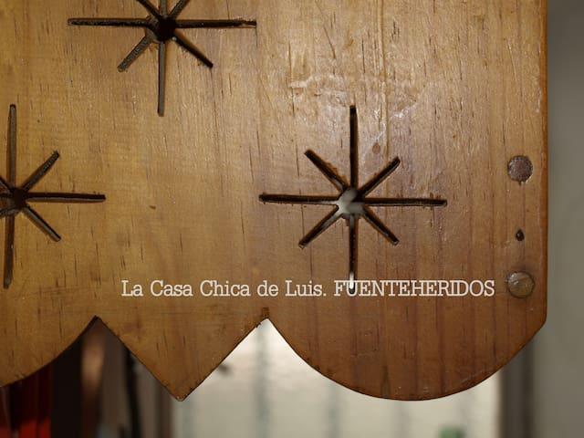 La Casa Chica. - Fuenteheridos - Hus