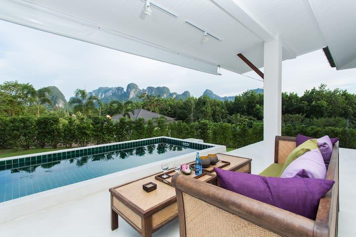YOUR TROPICAL PARADISE - Krabi Thailand - 一軒家