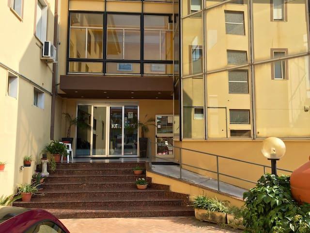 Stanza privata con bagno privato - Sellia Marina