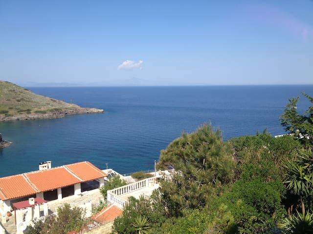 Beautiful beach house! - Spiliazeza - Huis