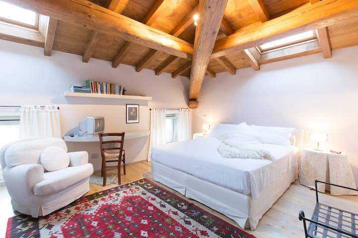 Al Vecchio Mulino Stanza Tramonto - Sant'Ambrogio di Valpolicella - Hus