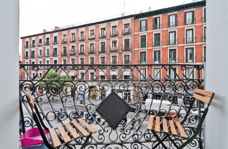Apartment  in the center of Madrid - Madrid - Loft
