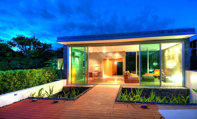 Modern Tropical Zen Retreat - Esterillos