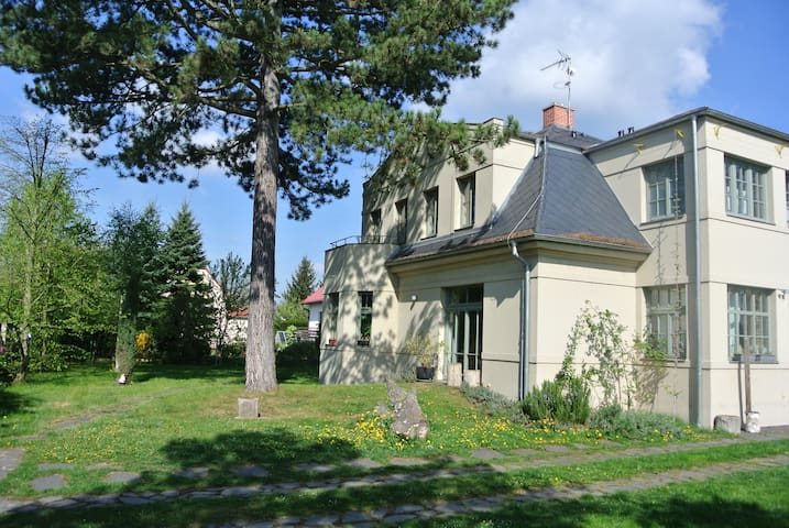 Luxurious 1920's villa near forest - Praga