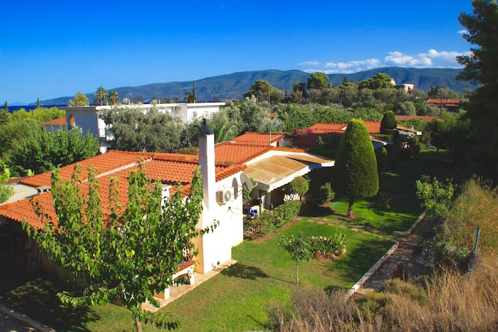 40m2 House / garden next to beach - Paleo Kalamaki - Casa
