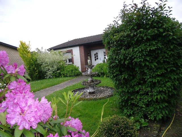 Independent House in a big garden - Geilenkirchen - Casa