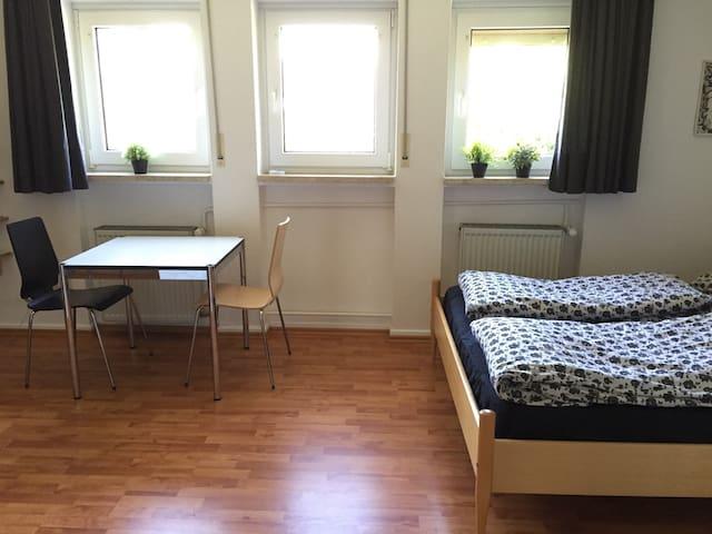 Apartment in west central Frankfurt - Frankfurt am Main - Huis