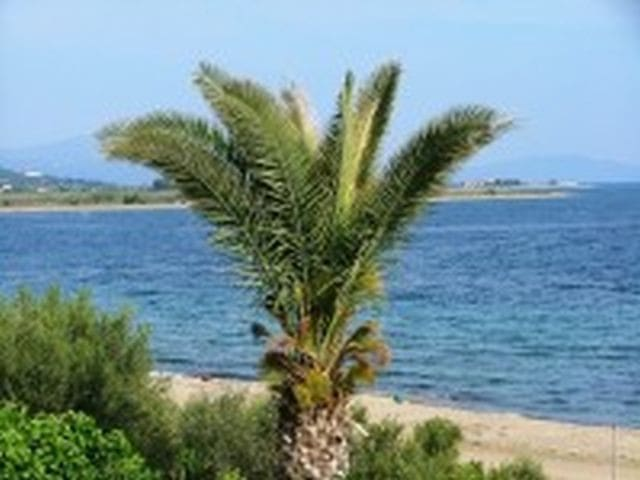 2 rooms appartment psakoudia chalkidiki - Ormylia - Daire