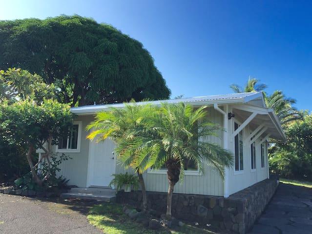 Plumeria Cottage in Kealakekua Bay - Captain Cook
