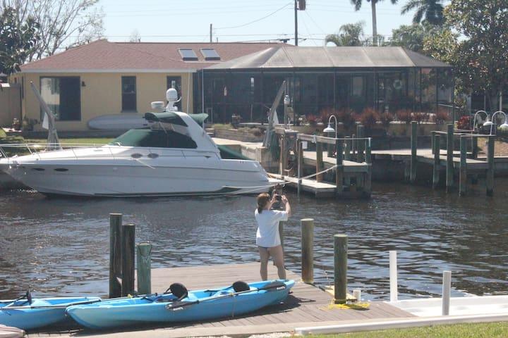 Terra-Ceia Bay Oceanfront: Boating Fishing Kayaks - Palmetto - Casa