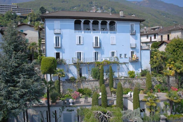 Villa Gina - Brissago - Leilighet