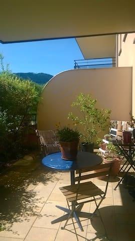 Appartement calme en résidence - Saint-Dié-des-Vosges