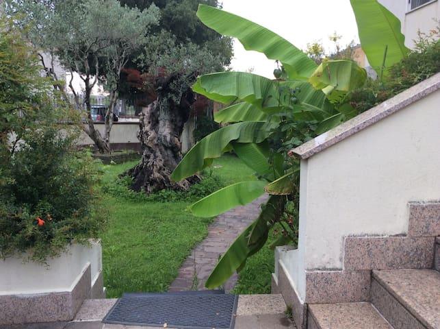 Bright apartment Loft with pool - Castelnuovo del Garda - Çatı Katı