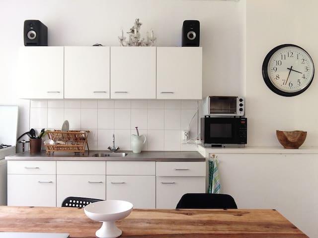Modern home with scandinavian touch - Rotterdam - Leilighet