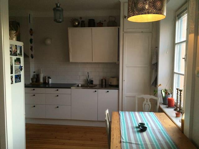 Cosy  flat Södermalm - Stockholm - Appartement en résidence