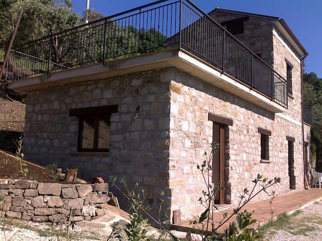 Villino - Stella Cilento - Vila